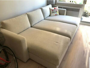 Vimle couch Ikea
