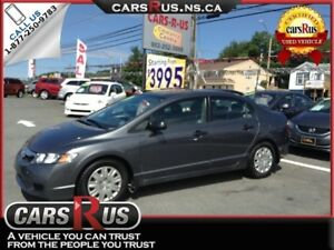 2010 Honda Civic DX.....Includes 4 FREE winter tires!!