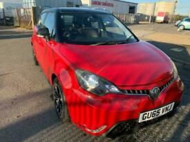 image for 2015 MG 3 STYLE LUX VTI-TECH Damaged Repairable Salvage