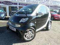 Smart City 0.7 Passion Softouch PETROL AUTOMATIC 2004/04