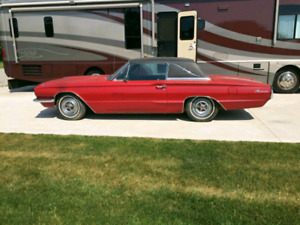 1966 THUNDERBIRD CALIFORNIA CAR
