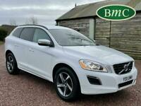 2011 Volvo XC60 2.0 D3 DRIVe R-Design Premium (Premium Pack) Geartronic 5dr SUV