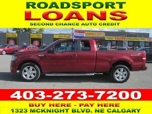 2007 FORD F150 RWD $29 DN TO QUALIFY BAD CRED OK APPLY NOW