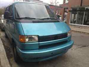 Eurovan deal - leaving country.