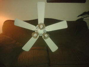 "52"" CEILING FAN (A1 COND) CALL #226 344 5107"