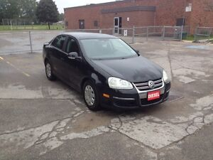 2006 Volkswagen Jetta TDI DIESEL Sedan Safety and E-tested London Ontario image 6