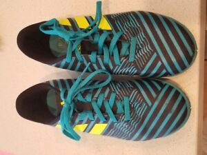 Indoor Soccer Cleats - Size 4