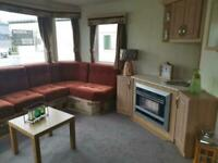 6 berth wheel chair friendly unit/ static caravan for sale at Trecco Bay in