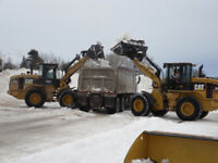 Snowplow / Snow Removal Operators
