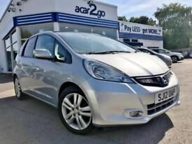 2012 Honda JAZZ I-VTEC EX Manual Hatchback