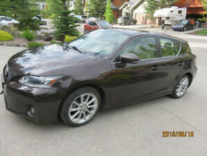 Lexus ct200h hybrid hatchback for sale