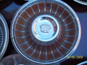 HUBCAPS CHEV ''DOG DISH''  10'' INSIDE DIAM. CADILLAC HUBCAPS London Ontario image 5