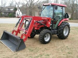2017 Mahindra 2555 HST Cab Tractor with Loader $86/wk.