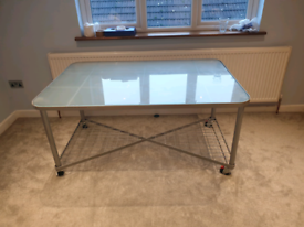 Free Glass office table