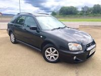 2004 SUBARU IMPREZA SPORT ++ ALLOYS ++ ELECTRIC WINDOWS ++ JANUARY MOT.