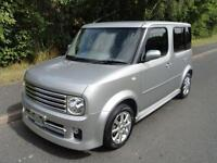 2003 Nissan Cube 1.4 RIDER EDITION 5dr