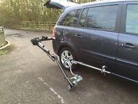 Vauxhall Zafira auto diesel disability wheelchair lifter