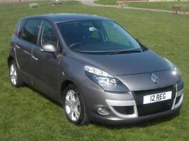 2012 (61) Renault Scenic 1.5dCi Dynamique Tom Tom