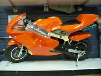 POCKET BIKE 49CC $299.99! MINI MOTO DEPOT 514-967-4749