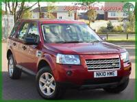 2010 (10) Land Rover Freelander 2 2.2 Td4e GS 4x4
