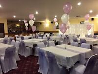 DIY Chair Covers & Sashes to hire