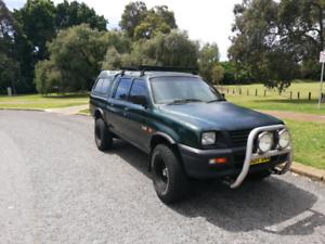 Triton 4x4 ute for sale