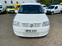 2010 Volkswagen Caddy 2.0 C20 TDI SWB 103 BHP PANEL VAN Diesel Manual