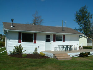 PEI Cottages from $77/night per couple plus tax. Meadowbank