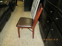 Wood folding chair brand new