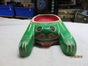 Frog Bowl by Art Harry