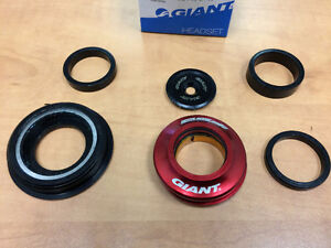 Giant Overdrive MTB headset 1 1/8 to 1 1/2
