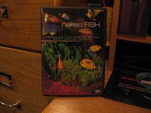 Virtual Fisk Tank DVD London Ontario image 1