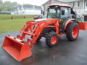 2013 Kubota L5740 *** JUST LIKE NEW ** 397 hours * New price *