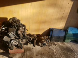 1997-2002 Chevy gmc truck parts need everything gone