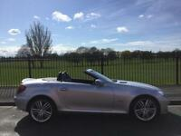 2010 10 MERCEDES-BENZ SLK 1.8 SLK200 KOMPRESSOR GRAND EDITION 2D AUTO 184 BHP
