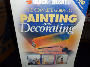 black & decker the complete guide to painting and decorating