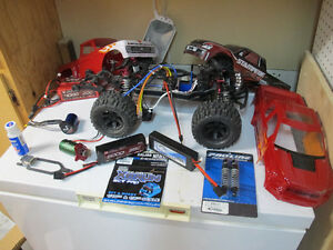 Traxxas Stampede 4x4 Brushless ++++