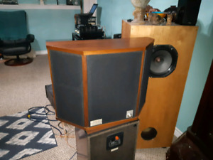 Acoustic Research LST-2 monitors