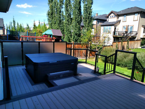 Get your Custom Deck + Fence + Pergola + Garages Done Now!!
