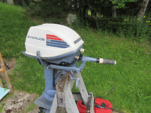 6hp  outboard
