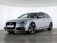 2012 Audi A4 Avant 2.0 TDI Black Edition Multitronic 5dr