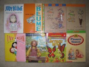Girl's Chapter Books