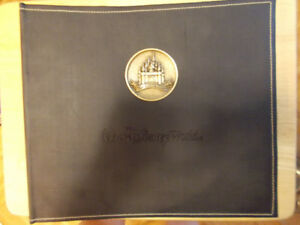 Walt Disney World Leather Photo Album