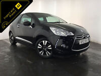2014 CITROEN DS3 DSTYLE E-HDI DIESEL 1 OWNER SERVICE HISTORY FINANCE PX