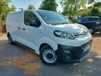 2017 Citroen Dispatch 1.6 BlueHDi 1000 Enterprise M MWB EU6 6dr Panel Van Diesel