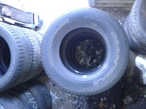 Goodyear wrangle ST-A 255/75/17