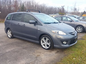 2009 Mazda5 GT Minivan !! CRTIFIED!! FINANCING AVAILABL!!