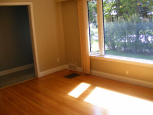 1 Bedroom Lower Duplex w/Pkg + Hardwoods & Laundry West Kildonan
