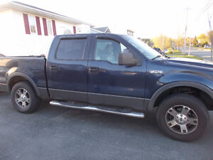 2004 Ford F-150 SuperCrew Fx4 Truck / MECHANIC SPECIAL