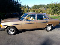 Collector Mercedes Benz 300D, Turbo